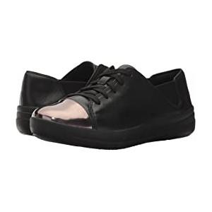 F-Sporty Mirror-Toe Sneaker Black