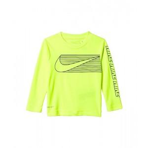 Nike Kids Dri-FIT Dominate Graphic T-Shirt (Toddler) Volt