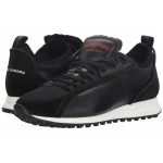 Neoprene Runner Sneaker Black