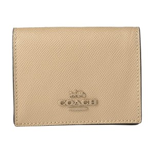 COACH Small Snap Wallet B4/Taupe