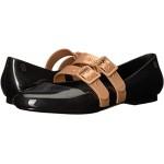 Melissa Shoes x Vivienne Westwood Anglomania Doll Flat Black/Beige