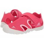 Captain Toey (Toddler/Little Kid/Big Kid) Active Pink/True Pink/Raw White