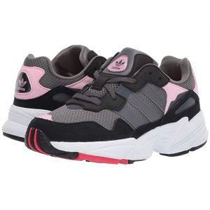 Yung-96 J (Big Kid) Grey/Light Pink