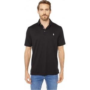 Polo Ralph Lauren Classic Fit Soft Cotton Polo Polo Black