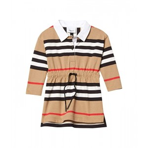 Icon Stripe Rugby Dress (Infant/Toddler)