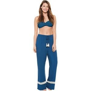 Arcadian Breeze Wide Leg Pants Cover-Up Blue