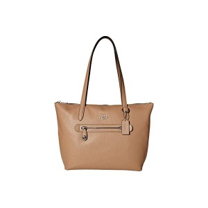 Pebbled Leather Taylor Tote