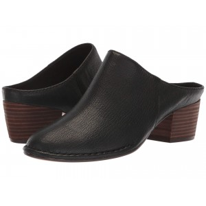 Spiced Isla Black Leather