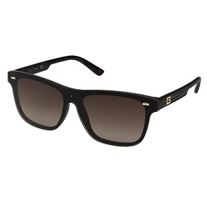 GUESS GF0183 Matte Havana with Gold/Brown Gradient Lens