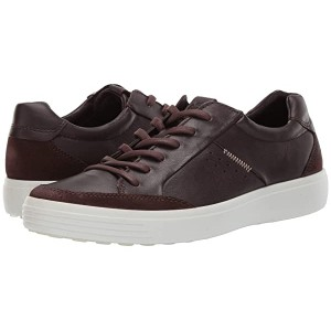 ECCO Soft 7 Relaxed Sneaker Coffee/Mocha