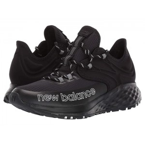 Fresh Foam Roav Trail (Big Kid) Black/White