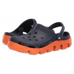 Crocs Duet Sport Clog Navy/Orange