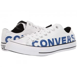 Chuck Taylor All Star Wordmark 2.0 - Ox White/Blue/White