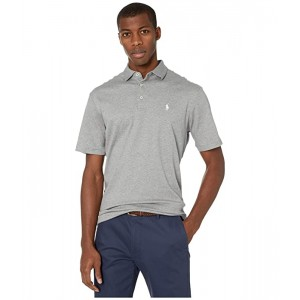 Polo Ralph Lauren Classic Fit Soft Cotton Polo Grey Heather