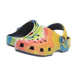 Classic Tie-Dye Graphic Clog (Toddler/Little Kid)