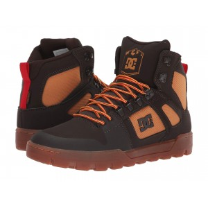 Pure High-Top WR Boot Chocolate Brown
