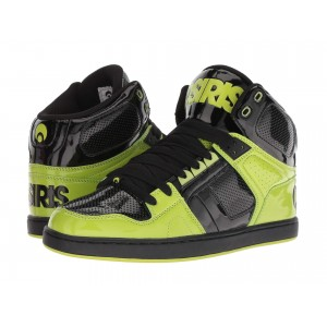 NYC 83 Classic Lime/Black/Lime