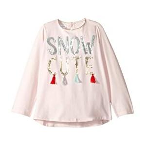 Snow Cute Tassel Long Sleeve Tunic (Infant/Toddler)