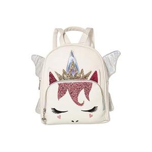 Fairy Queen Unicorn Mini Backpack White