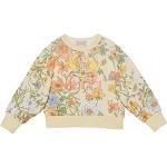 Felted Cotton Jersey Print Sweatshirt (Little Kids/Big Kids)