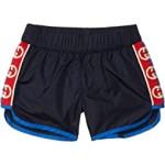 Baby Swim Shorts With Interlocking G (Infant)