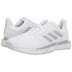 CourtJam Bounce Wide Footwear White/Matte Silver/Grey One F17