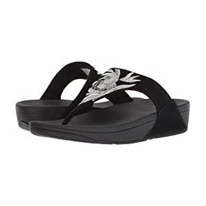 Lulu Baroque Toe Thong Sandals