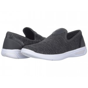 The Ready Sneaker Dark Grey Stretch Knit
