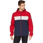 Performance Hoodie Red/White/Blue