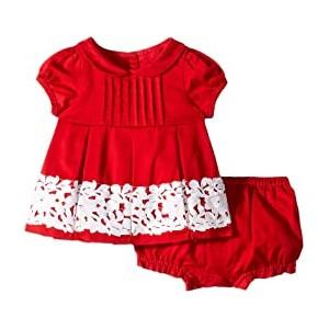 Short Sleeve Peplum Set (Infant)