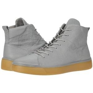 ECCO Street Tray High-Top Sneaker Wild Dove