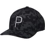 P Snapback Cap (Big Kids)