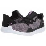 Carson 2 X Knit Puma Black/Orchid