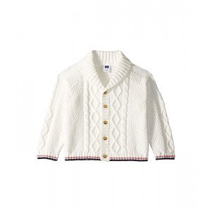 Cable Knit Shawl Cardigan (Infant)
