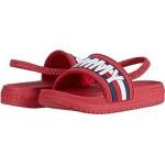Geo GS Slide (Toddler) Red Molded
