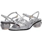 Marc Jacobs The Gem Sandal 40 mm Silver