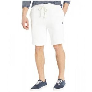 Polo Ralph Lauren Relaxed Fleece Shorts White