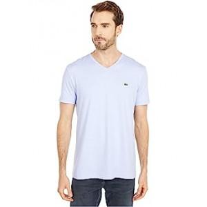 V-Neck Stripe T-Shirt