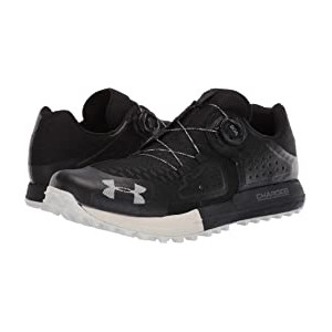 UA Syncline Black/Pitch Gray/Summit White