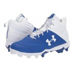Under Armour Leadoff Mid RM Royal/White