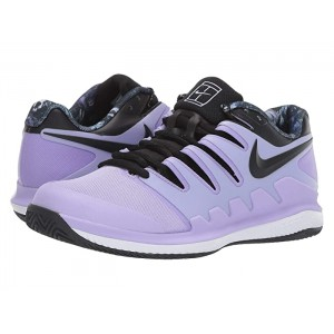 Air Zoom Vapor X Clay Purple Agate/Black/White/Hyper Crimson