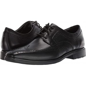 Rockport DresSports Business 2 Wing Black Glass