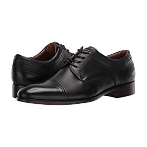 Moschetta Black Leather