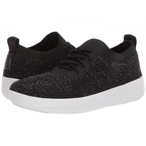 F-Sporty Uberknit Sneakers - Crystal Black