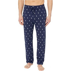 Knit Jersey Covered Waistband PJ Pants