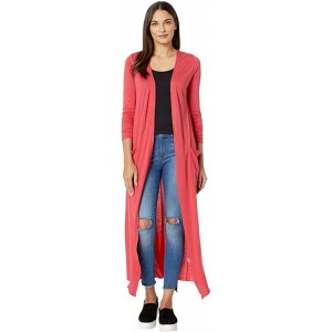 Reed Duster Cardigan American Beauty