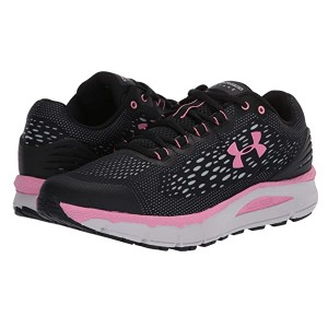 Under Armour Charged Intake 4 Black/Halo Gray/Lipstick
