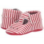 Freshly Picked Soft Sole Mary Jane - USA (Infantu002FToddler) Red Candy Stripe