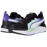 X-Ray Fade Puma Black/Puma White/Purple Corallites/Mist Green