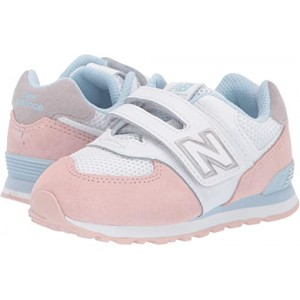 New Balance Kids 574 Summer Sport (Infantu002FToddler) Oyster Pink/Air